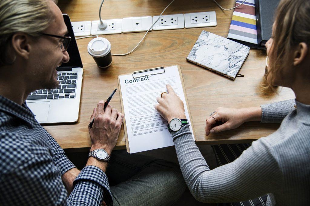 contrato de formación para empresas
